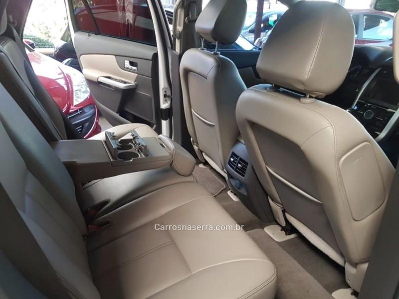 EDGE 3.5 LIMITED AWD V6 24V GASOLINA 4P AUTOMÁTICO - 2013 - CAXIAS DO SUL