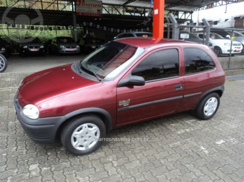 corsa 1.0 efi wind 8v gasolina 2p manual 1996 caxias do sul