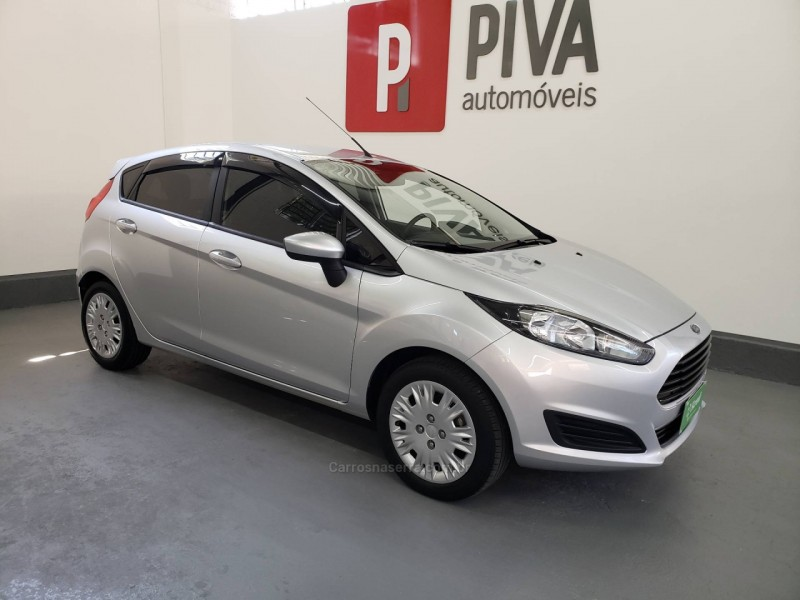 fiesta 1.5 s hatch 16v flex 4p manual 2015 garibaldi