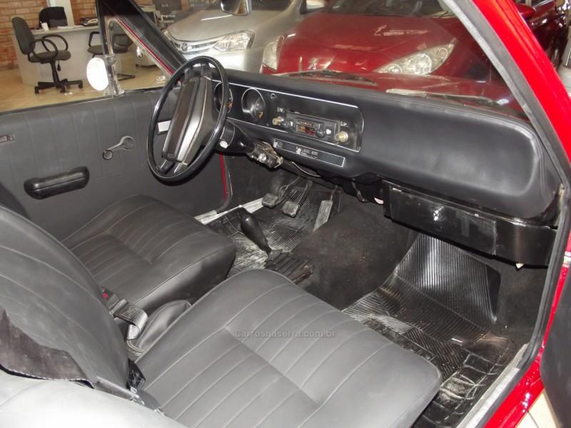 POLARA 1.8 GL 8V GASOLINA 2P MANUAL - 1977 - FARROUPILHA