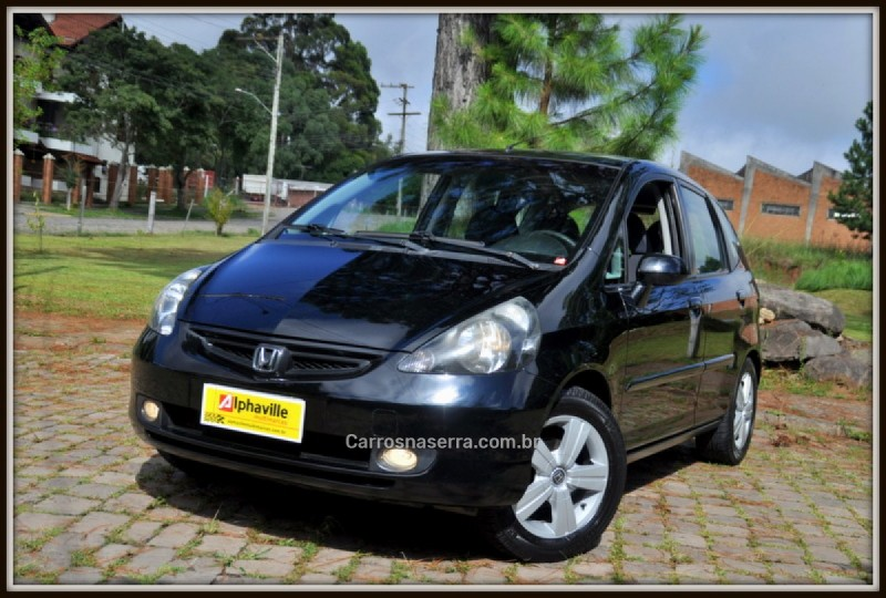 fit 1.4 lx 8v flex 4p manual 2006 caxias do sul