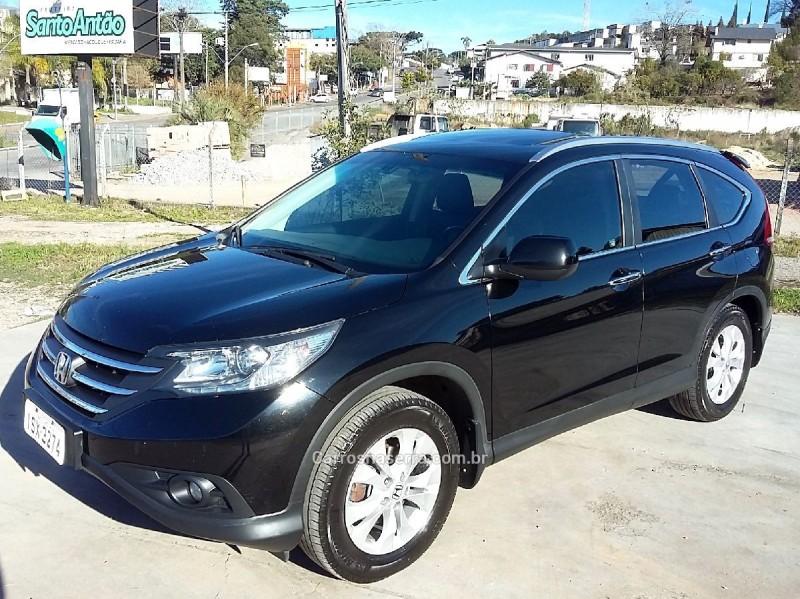 crv 2.0 exl 4x4 16v gasolina 4p automatico 2012 bento goncalves