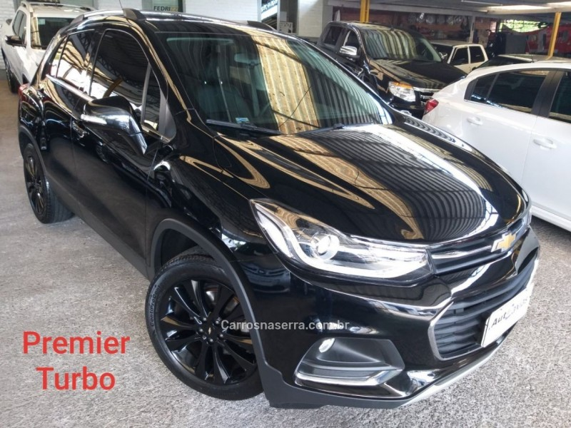 tracker 1.4 16v turbo flex premier automatico 2018 caxias do sul