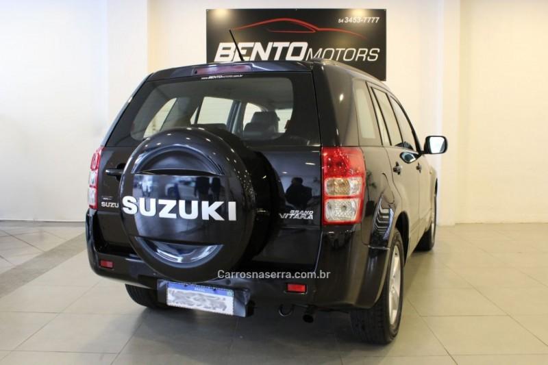 GRAND VITARA 2.0 4X2 16V GASOLINA 4P AUTOMÁTICO - 2011 - BENTO GONçALVES