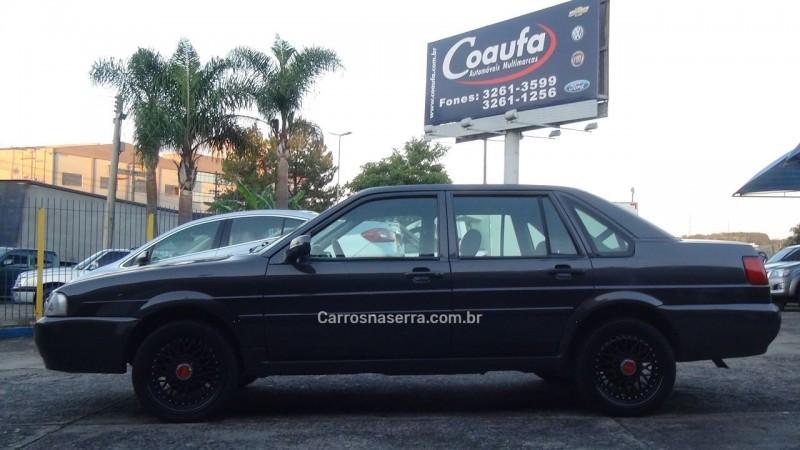 santana 2.0 mi 8v gasolina 4p manual 2001 farroupilha