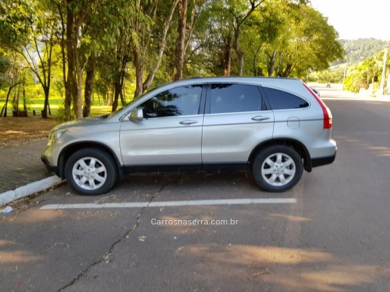 crv 2.0 exl 4x4 16v gasolina 4p automatico 2009 feliz