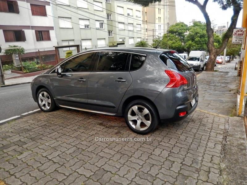3008 1.6 allure thp 16v gasolina 4p automatico 2012 caxias do sul