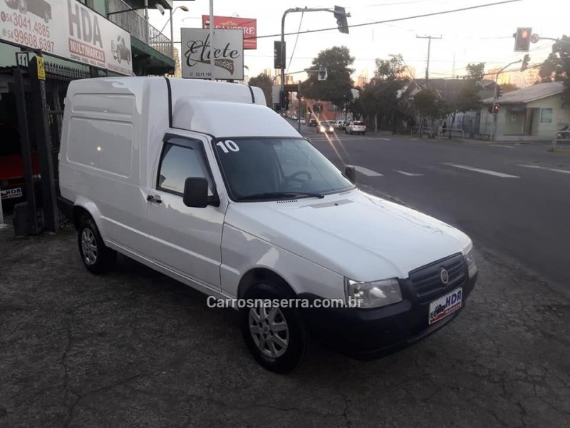 fiorino 1.3 mpi furgao 8v flex 2p manual 2010 caxias do sul