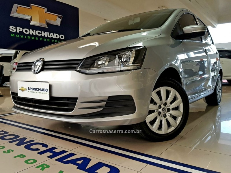 fox 1.0 mi 8v flex 4p manual 2017 caxias do sul