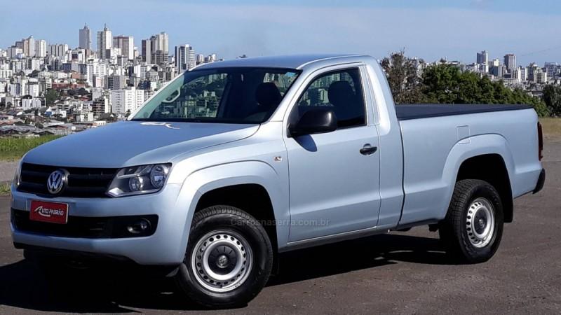 amarok 2.0 4x4 cs 16v turbo intercooler diesel 2p manual 2016 caxias do sul
