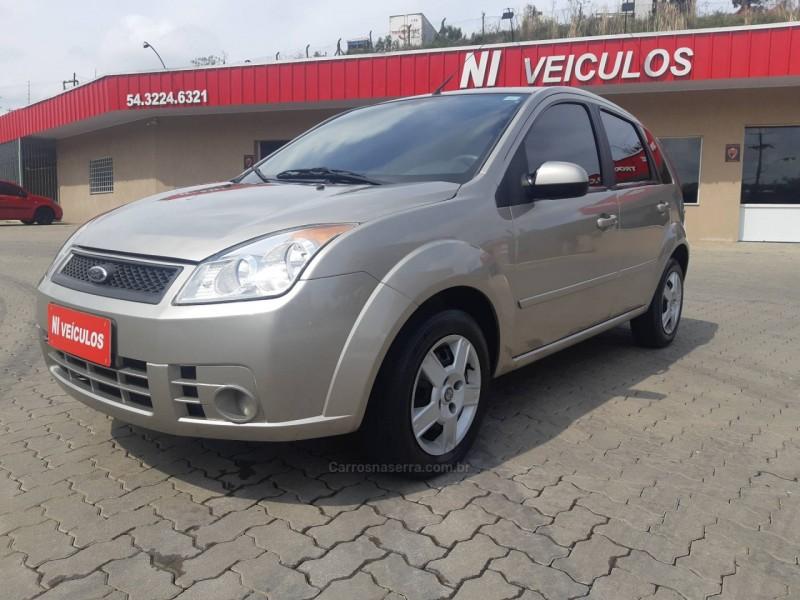 fiesta 1.6 mpi hatch 8v flex 4p manual 2009 caxias do sul