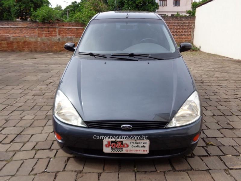 focus 2.0 glx sedan 16v gasolina 4p manual 2002 casca