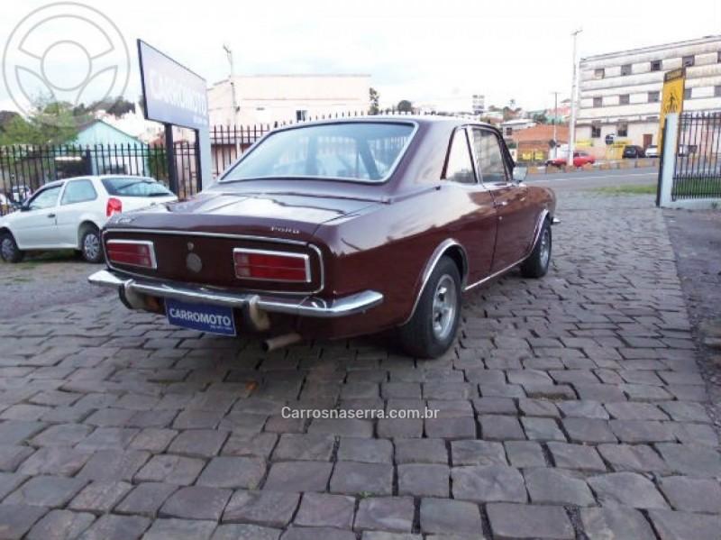 CORCEL 1.4 LUXO 8V GASOLINA 2P MANUAL - 1975 - SãO MARCOS