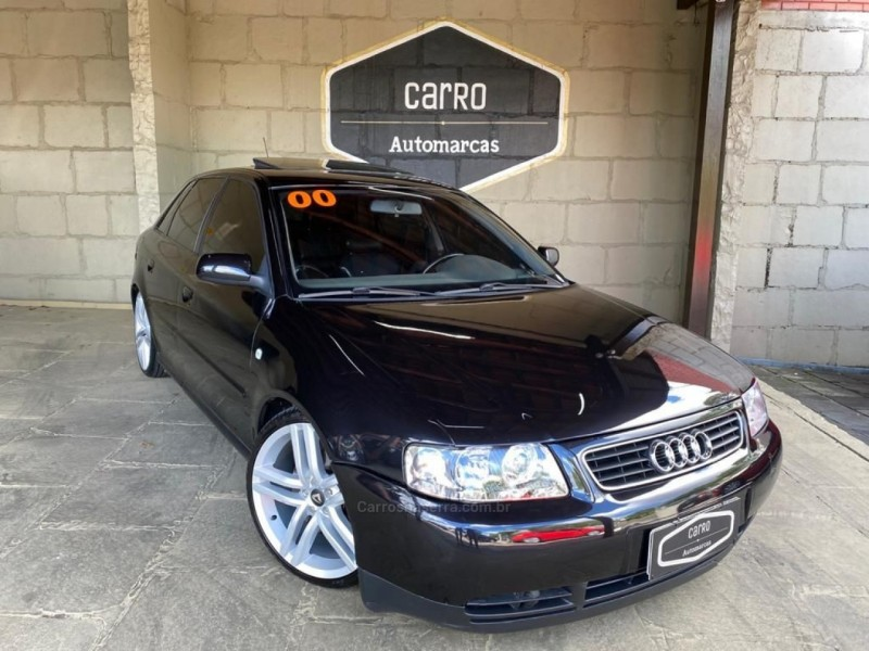 a3 1.8 20v 180cv turbo gasolina 4p manual 2000 caxias do sul