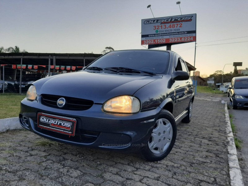 classic 1.0 mpfi life 8v flex 4p manual 2008 caxias do sul