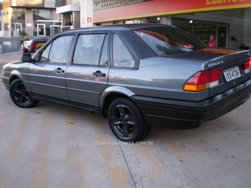 versailles 1.8 gl 8v gasolina 4p manual 1994 caxias do sul
