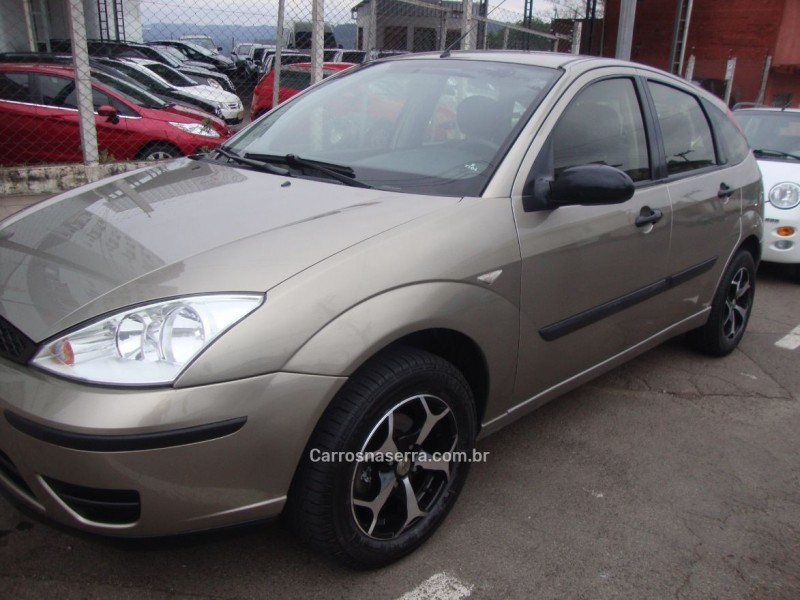 focus 1.6 gl 8v gasolina 4p manual 2006 bento goncalves