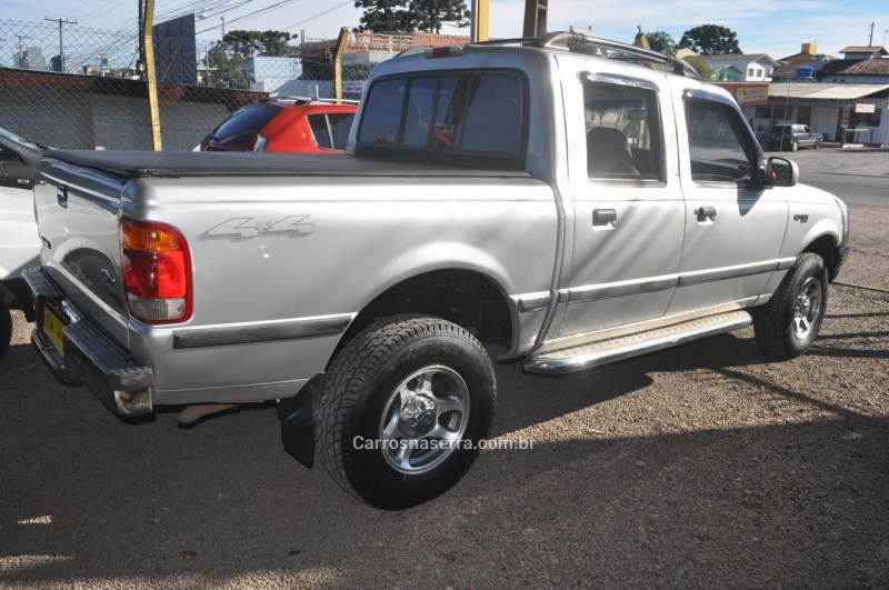 ranger 2.5 xlt 4x4 cd 8v turbo intercooler diesel 4p manual 2001 caxias do sul