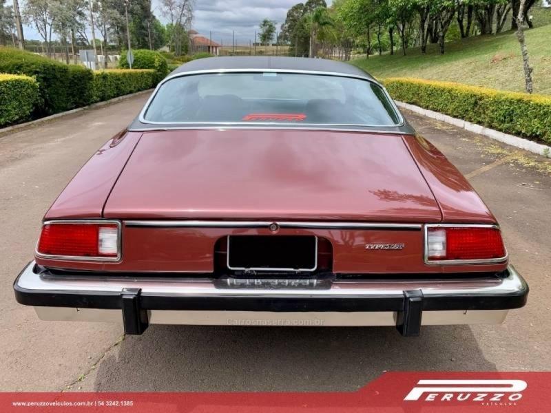 CAMARO TYPE LT V8 2P AUTOMÁTICO - 1974 - NOVA PRATA