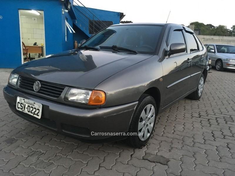 polo 1.8 mi classic sedan 8v gasolina 4p manual 1999 caxias do sul