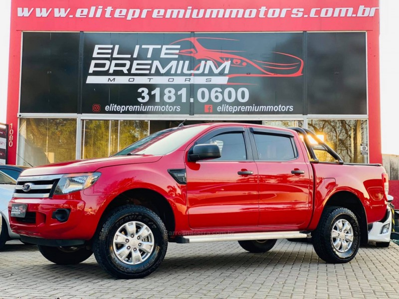 ranger 2.5 xls 4x2 cd 16v flex 4p manual 2013 estancia velha