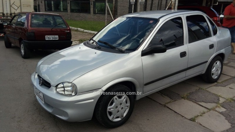 corsa 1.0 mpfi classic sedan 8v gasolina 4p manual 2004 caxias do sul
