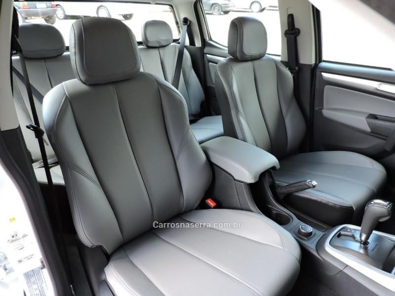 S10 2.8 LTZ 4X4 CD 16V TURBO DIESEL 4P AUTOMÁTICO - 2020 - SãO MARCOS