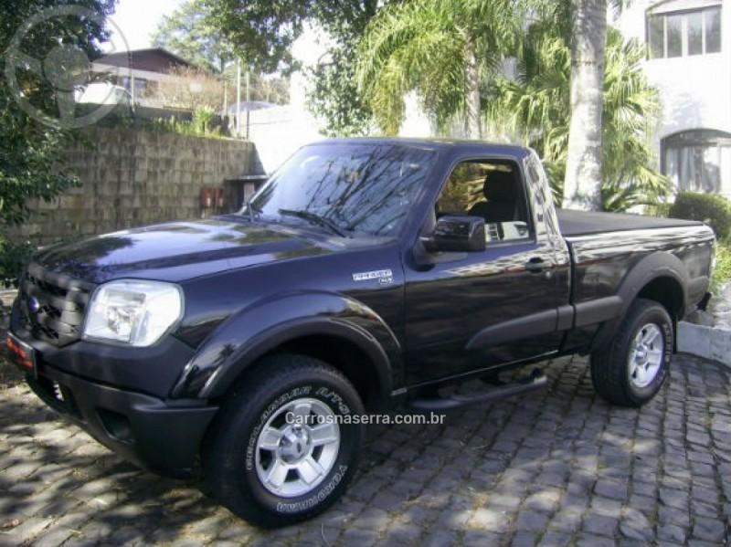 ranger 2.3 xls sport 16v 4x2 cs gasolina 2p manual 2011 caxias do sul