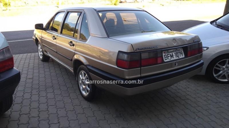 santana 2.0 gl 8v gasolina 4p manual 1992 caxias do sul