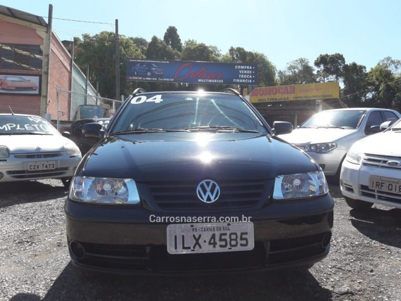 parati 1.6 mi city 8v flex 4p manual g.iii 2004 caxias do sul