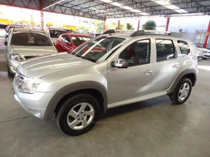 duster 1.6 dynamique 4x2 16v flex 4p manual 2013 caxias do sul