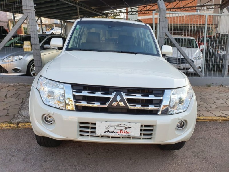 pajero full 3.2 hpe 4x4 16v turbo intercooler diesel 2p automatico 2014 bento goncalves
