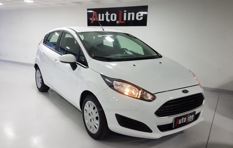 fiesta 1.5 s hatch 16v flex 4p manual 2015 bento goncalves