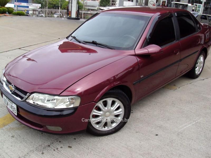 vectra 2.2 mpfi cd 16v gasolina 4p manual 1997 caxias do sul