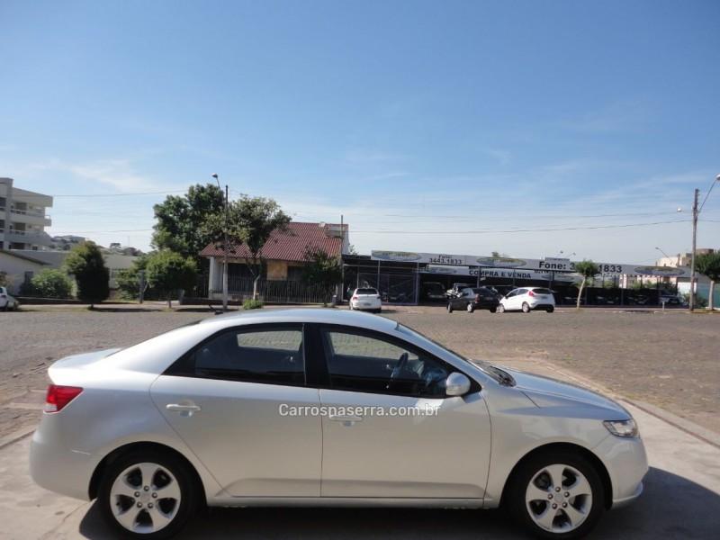 cerato 1.6 ex2 sedan 16v gasolina 4p automatico 2010 guapore