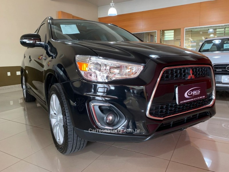 asx 2.0 awd outdoor 16v gasolina 4p manual 2015 carlos barbosa