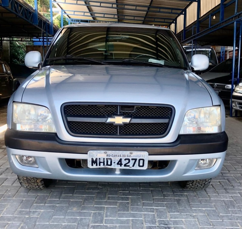 blazer 2.4 mpfi advantage 4x2 8v gasolina 4p manual 2006 caxias do sul