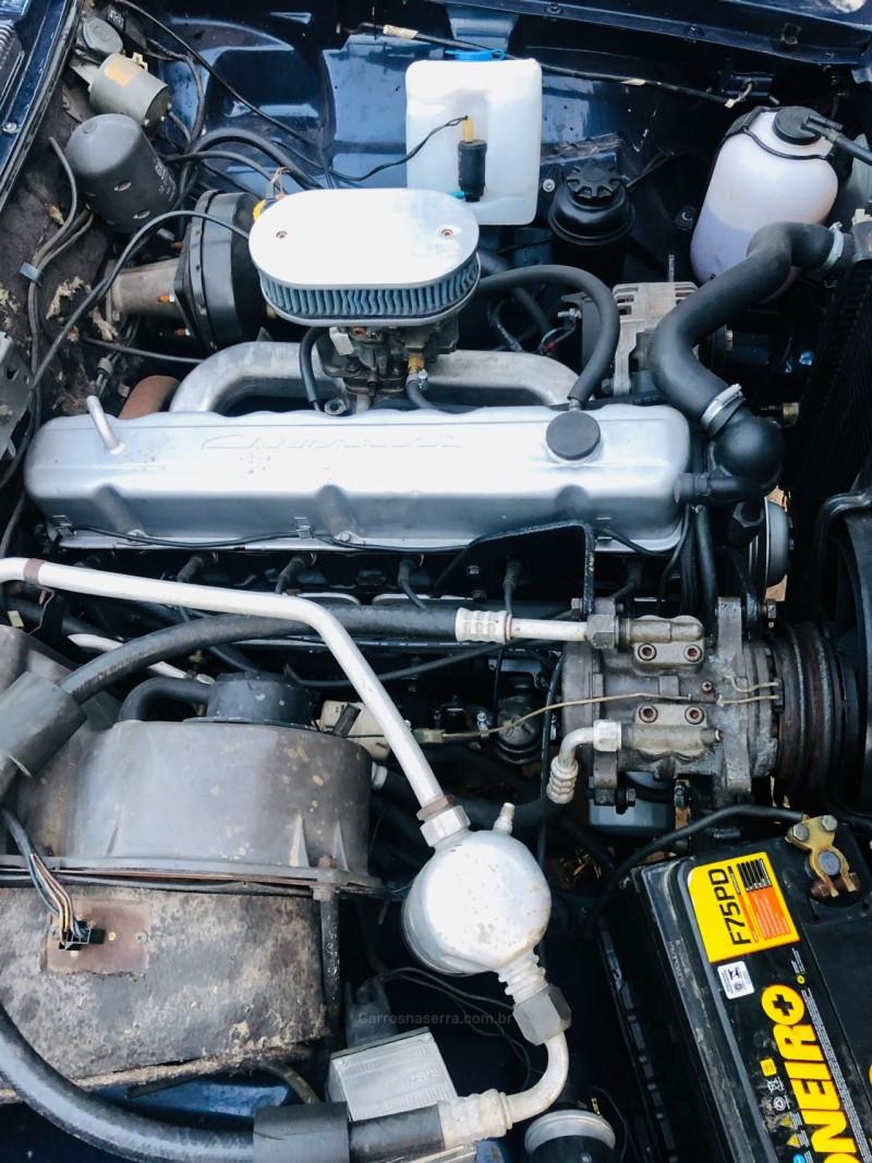 opala 2.5 diplomata 8v gasolina 4p manual 1989 canela
