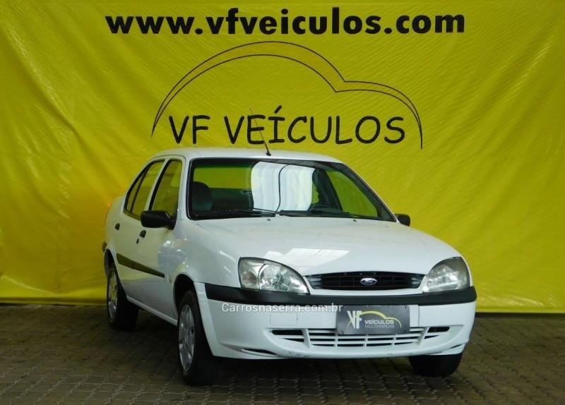 fiesta 1.0 mpi street sedan 8v gasolina 4p manual 2002 caxias do sul