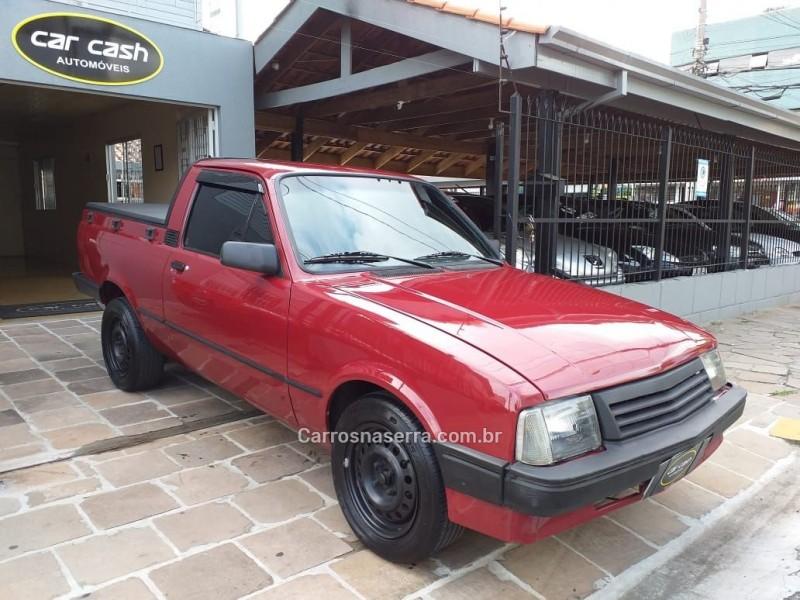 chevy 500 1.6 sl cs 8v gasolina 2p manual 1995 caxias do sul