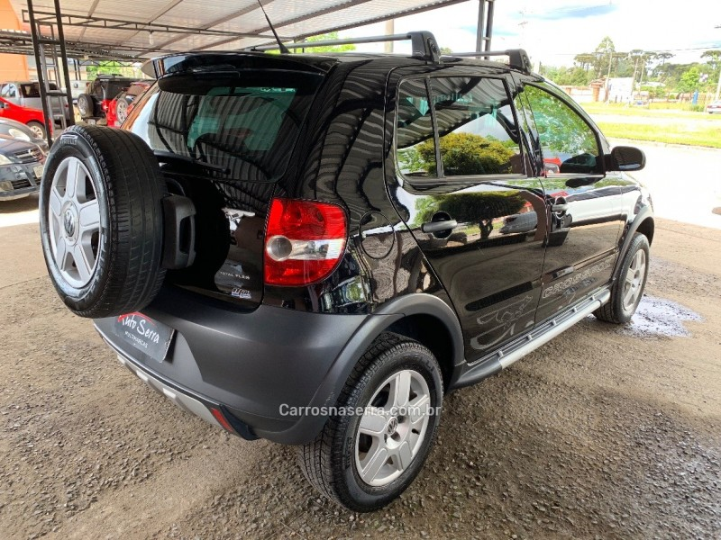 crossfox 1.6 mi flex 8v 4p manual 2008 canela