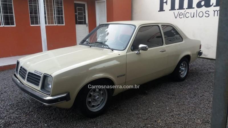 chevette 1.4 sl 8v gasolina 2p manual 1982 caxias do sul