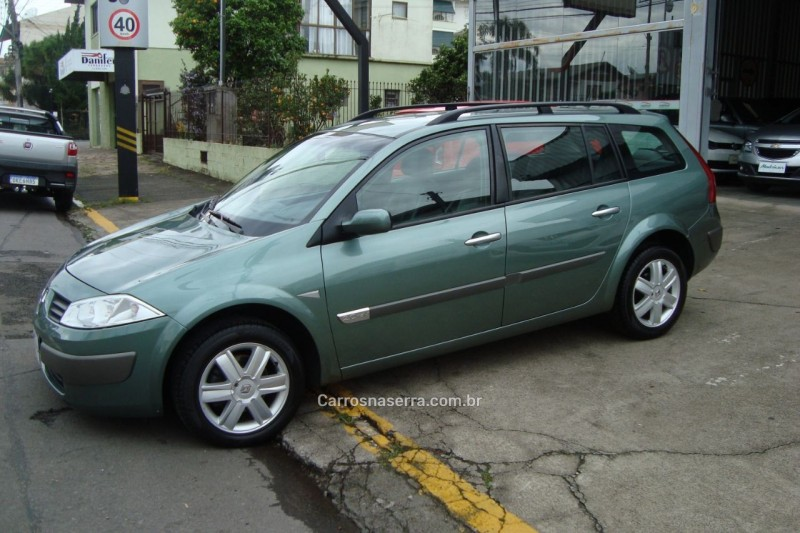 megane 2.0 dynamique sedan 16v gasolina 4p manual 2008 flores da cunha