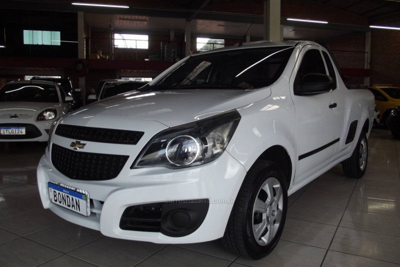 montana 1.4 mpfi ls cs 8v flex 2p manual 2012 farroupilha