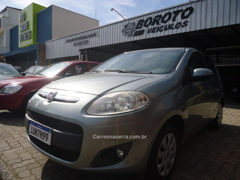 palio 1.4 mpi attractive 8v flex 4p manual 2013 bento goncalves