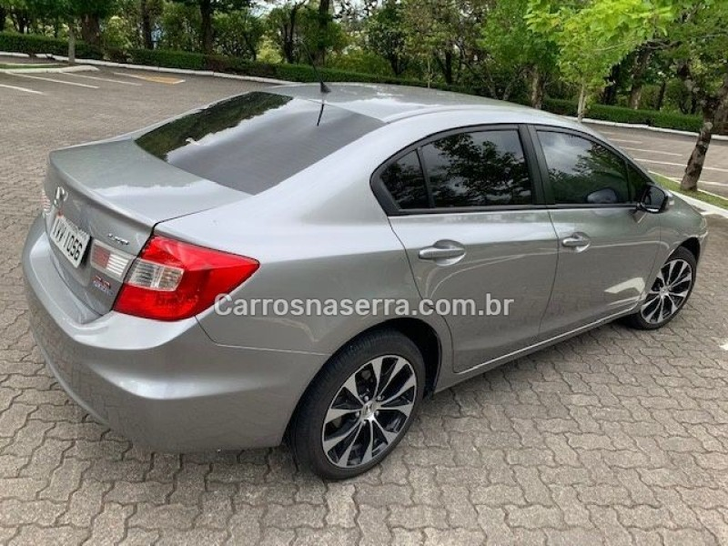 civic 2.0 lxr 16v flex 4p automatico 2015 caxias do sul