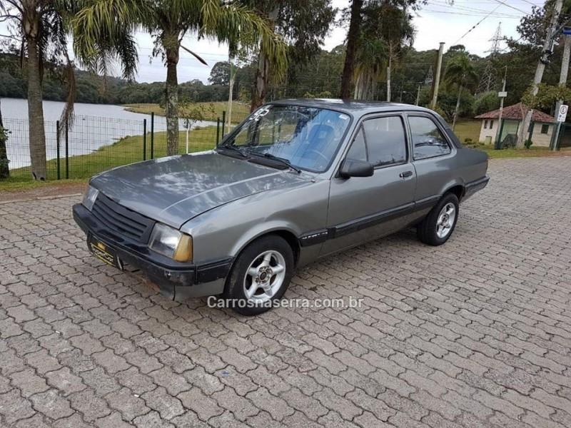 chevette 1.0 junior 8v gasolina 2p manual 1992 caxias do sul