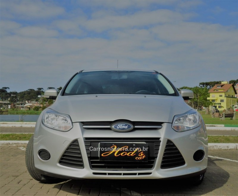 focus 1.6 s 16v flex 4p manual 2014 canela