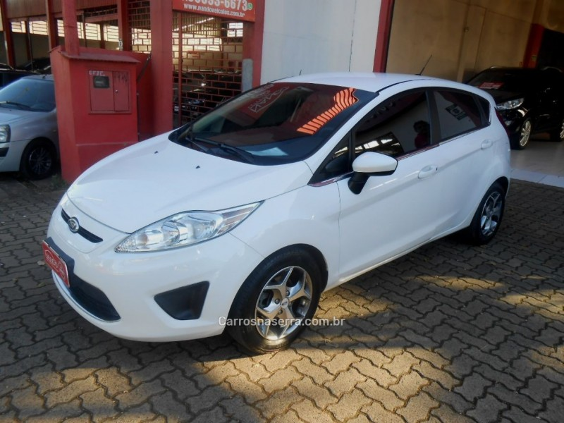fiesta 1.6 se hatch 16v flex 4p manual 2012 estancia velha