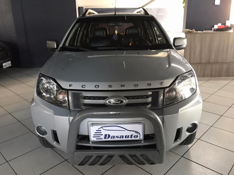 ecosport 1.6 freestyle 16v flex 4p manual 2012 caxias do sul